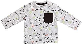 BABY-BOL - Camiseta Niño Reciclar bebé-niños