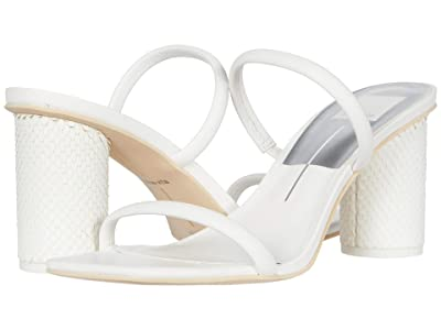 Dolce Vita Noles (White Leather) High Heels