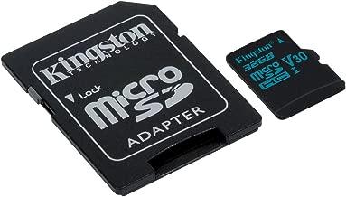 kingston 32gb microsdhc class 10 uhs 1 memory card