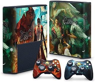 Skin Adesivo para Xbox 360 Super Slim - Devil May Cry 5