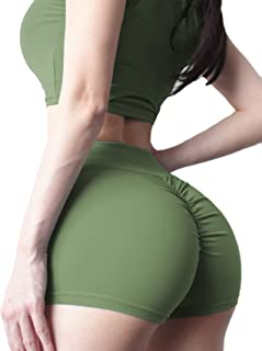 Women Sports Short Booty Sexy Lingerie Gym Running Lounge Workout Yoga Spandex Short Hot Costume Outfit