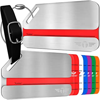 mens luggage tag