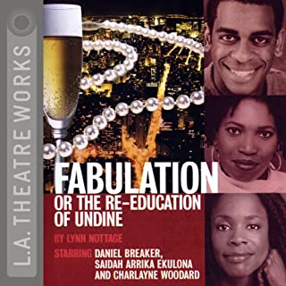 Fabulation or The Re-education of Undine audiobook cover art