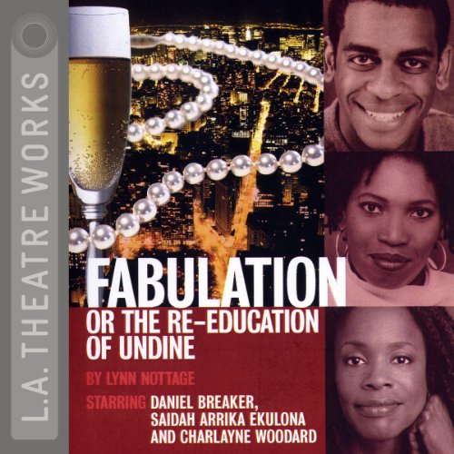 Fabulation or The Re-education of Undine copertina