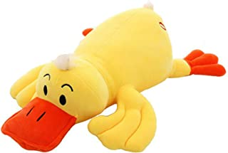Plush Yellow Duck Stuffed Animals Hugging Animal Pillow Super Soft Toys Gifts 15.7 Inches