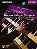 Hammond Organ Complete. Partituras para Órgano