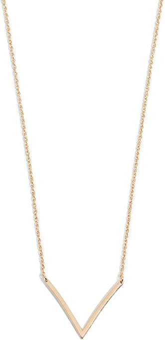 Jennifer Zeuner Jewelry Women's Bianca Small Necklace