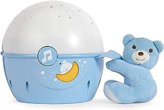 Chicco - Projectielamp Next2Stars - Sterrenprojector voor Baby - Sfeerlicht en Muziek - Voor Babybed of Reiswieg - Inclusi...