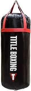 Title Boxing Titanic Flex-Strike Heavy Bag