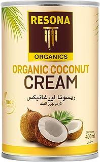 Resona Organic Coconut Cream, 400 ml