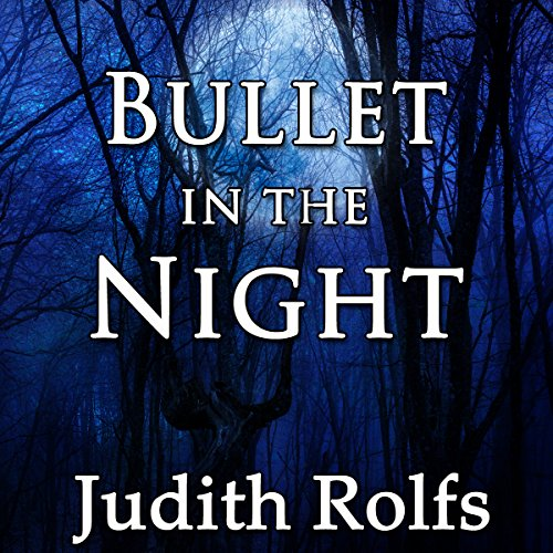 Bullet in the Night audiobook cover art