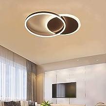 Modern LED Ceiling Lamp Acrylic Ceiling Lights Flush Mount Ceiling Lighting Fixture for Bedroom Living Room Dining Room De...