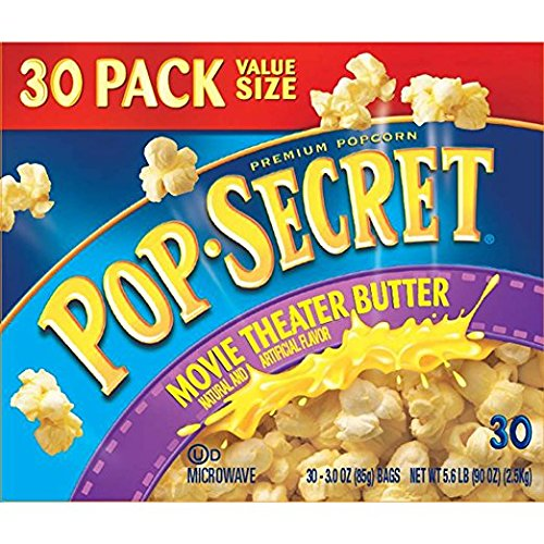 Movie Theater Butter Poporn