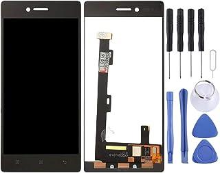 QGTONG-SA LCD Screen and Digitizer Full Assembly for Lenovo Vibe Shot / Z90a40