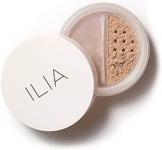 ILIA - Organic Radiant Translucent Powder SPF 20 | Cruelty-Free, Vegan, Clean Beauty (Waikiki Run (Medium to Dark))