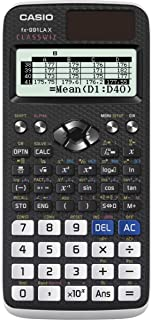 Calculadora Científica, Casio, 65560, Preto