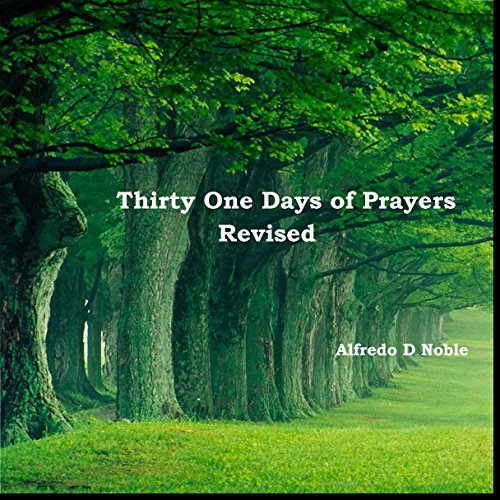 Thirty-One Days of Prayers Revised audiobook cover art