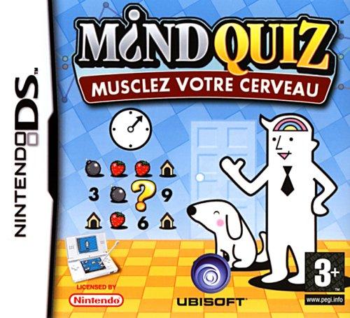 Ubisoft Mind Quiz: Your Brain Coach, Nintendo DS Básico Nintendo DS Plurilingüe vídeo - Juego (Nintendo DS, Nintendo DS, Educativo, E (para todos), Soporte físico)