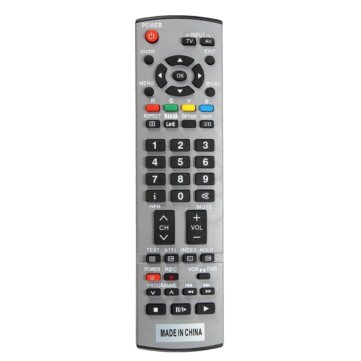 RM-Series – Mando a distancia para televisor Panasonic Viera EUR 7651120/71110/76280030: Amazon.es: Electrónica
