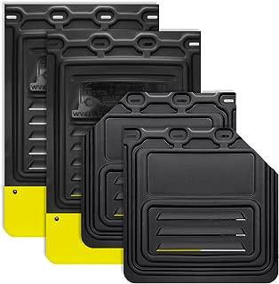 Mud Flap for Semi Truck & Semi Trailer 4 pcs Set (24