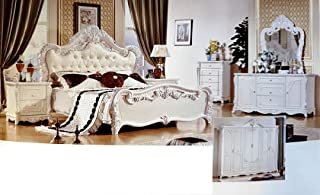 Bedroom set 6 - pieces (Master King) 180 x 200 cms BY : ALAMEER TRADING CO.