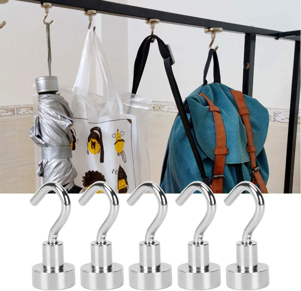 Don't miss the campaign Magnetic Hook Refrigerator Hooks Heavy Max 48% OFF N35 Dut Hanging