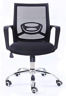 Las sillas de Escritorio, Silla ergonómica de Oficina Lumbar giratoria Silla de Escritorio, Malla de Escritorio de Oficina Silla de la computadora de tareas de Silla con Brazos Silla de Rodillas