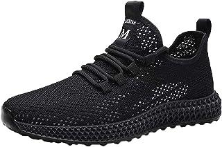 LYRICS Herren Sneaker Schuhe Freizeitschuhe Laufschuhe Sneaker rutschfeste Turnschuhe Straßenlaufschuhe Freizeitschuhe Män...