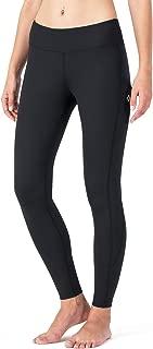 Women's Yoga Running Capri Leggings Workout Outdoor Capri Pants Side Pockets
