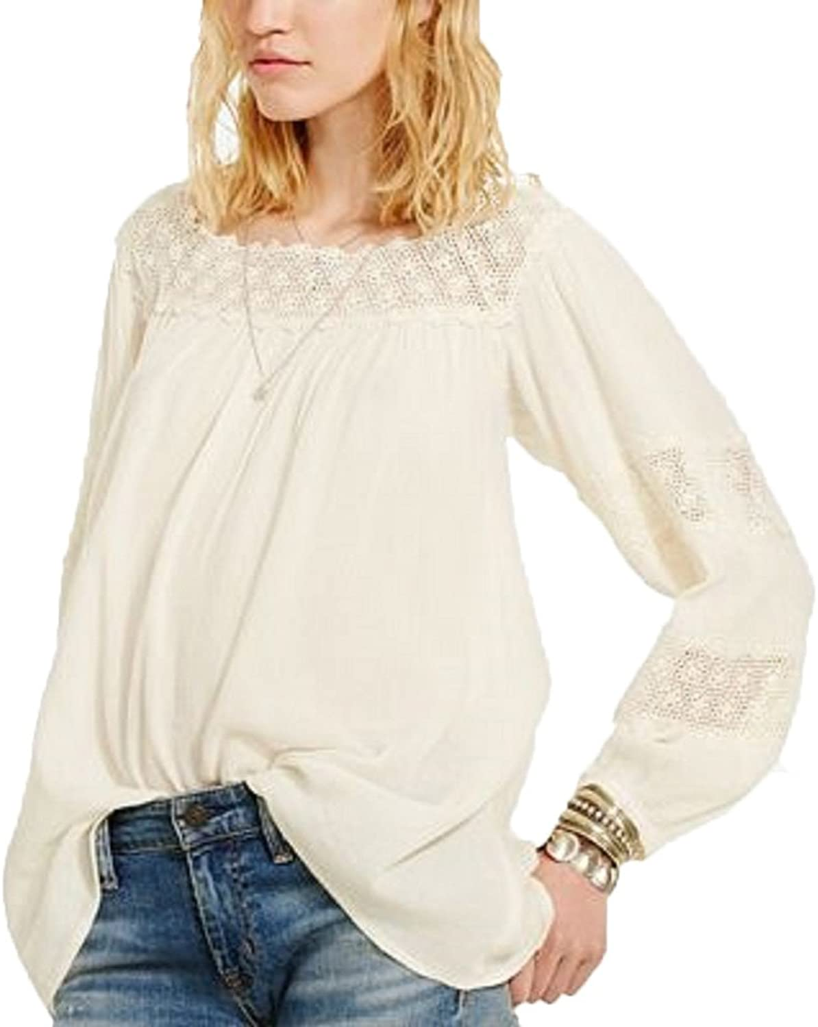 Denim & Supply Ralph Lauren SquareNeck Blouse