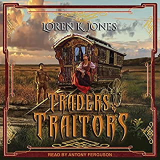 Traders and Traitors audiobook cover art