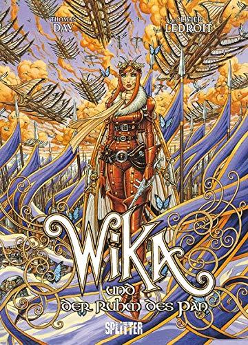 Wika. Band 3: Wika und der Ruhm des Pan