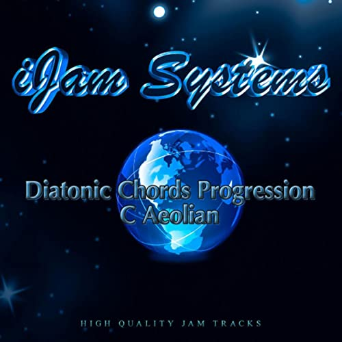 Jam Track C Aeolian (70BPM) (Jam Tracks Version) by iJam Systems on