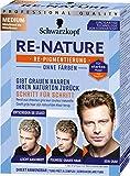 Schwarzkopf Re-Nature Re-Pigmentierung, Männer Medium Stufe 0, 1er Pack ( 1 x 145 ml)