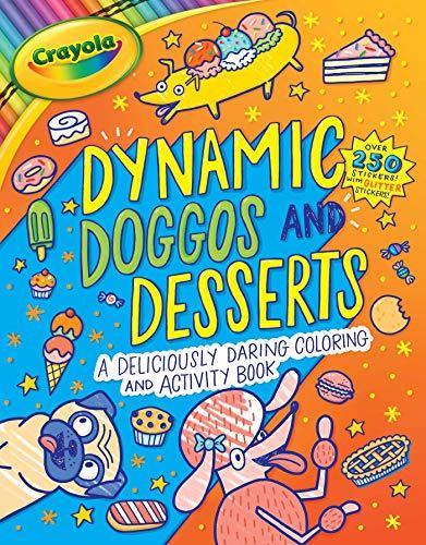 Crayola Dynamic Doggos and Desserts (Crayola/BuzzPop)