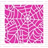 Spider Web Cookie Stencil Template - Reusable & Durable Food Safe Stencils for Cookies and Baking #4