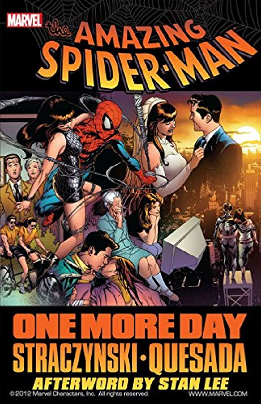 悪因子表示ランチSpider-Man: One More Day (English Edition)