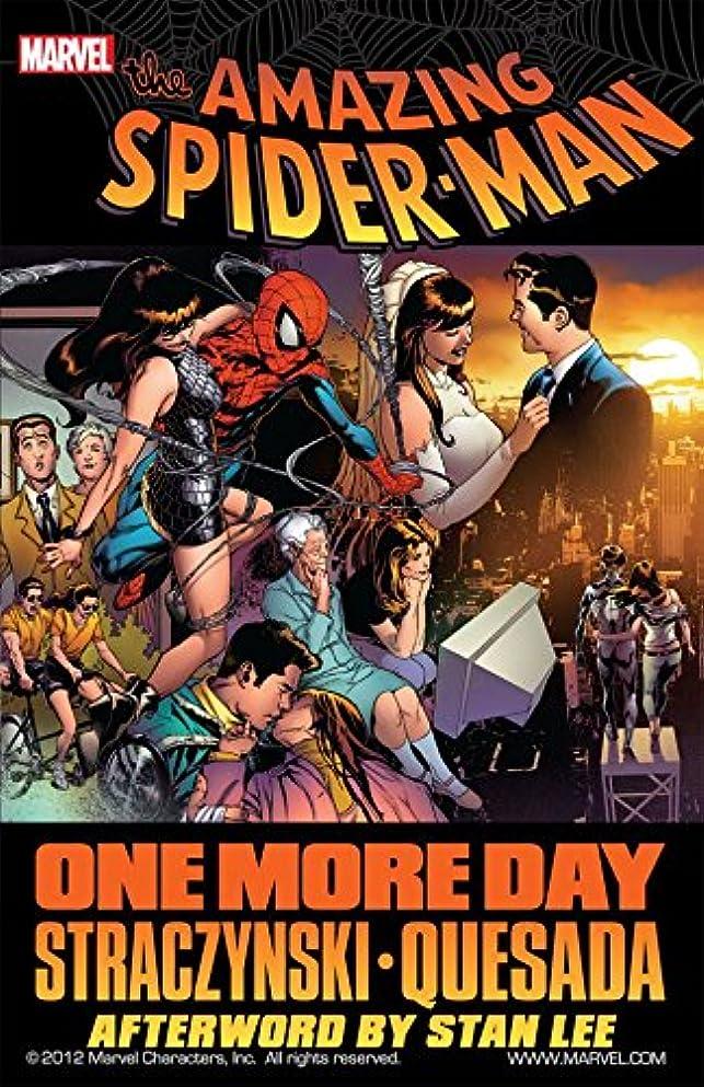 警戒聖書安心させるSpider-Man: One More Day (English Edition)