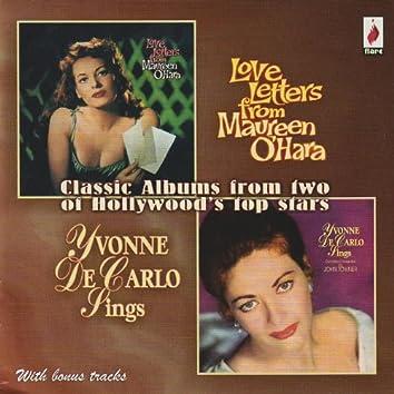 Love Letters from Maureen O'Hara - Yvonne De Carlo Sings