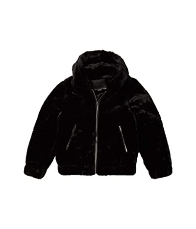 Blank NYC Kids Faux Fur Jacket in Uptown Girl (Big Kids) (Uptown Girl) Girl