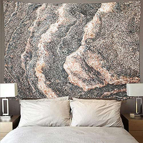 Mármol cemento estilo de pared revestimiento de paredes tapiz de arte psicodélico colgante de pared toalla de playa manta tela colgante A5 180x230cm