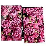 Bilderwelten Cubre encimeras Vitroceramicas Pink Peonies, 60x52 cm