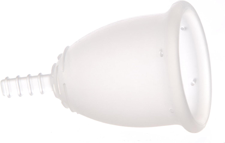 Fleurcup® Cup menstrual pequeño tamaño incoloro (pt)