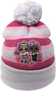 54 Multicolore Bambina Lol Surprise Cappello Invernale Peruviano