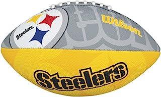 Wilson NFL Junior Team Logo Football