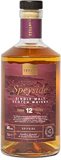Tovess Speyside Single Malt Scotch Whisky invecchiato 12 anni, 70cl