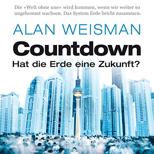 Countdown audiobook cover art
