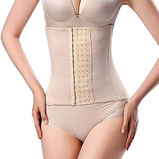 Aiserkly Korsett kroppsbyggnad och korsetter formande kläder mjuk plus storlek magkontroll kvinnors kroppsformande knutna ...