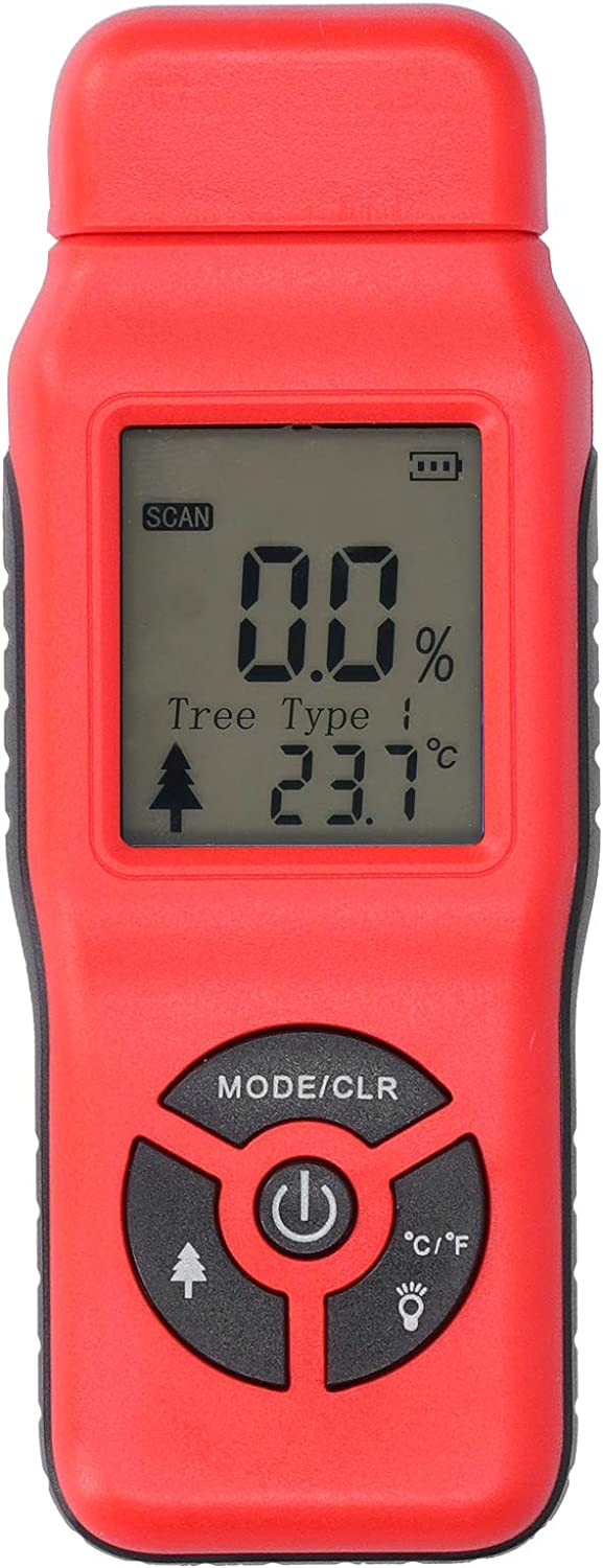 Wood Moisture Tester All stores are Online limited product sold Quickly Detector Timber
