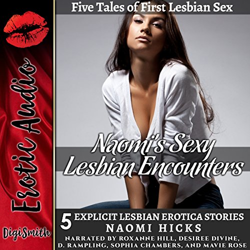 Naomi's Sexy Lesbian Encounters cover art